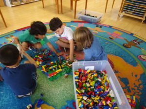after school class - legos