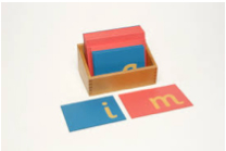 Montessori Language Curriculum