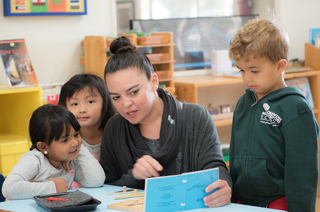 Preschool in Poway Teacher